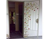 Wrought Iron Door Gate