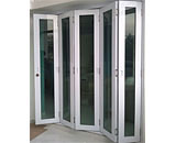 Glass Folding Door