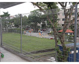 BRC Fence at Mariam Way