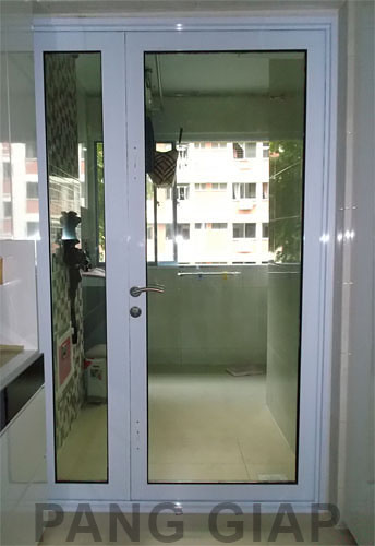 Singpost Quest For Amusement French Doors For Hdb