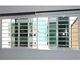 Aluminium Window Grilles at Tampines Street 21