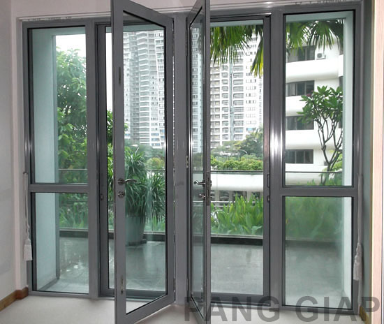 Singpost quest for amusement french doors for hdb - Soundproof french doors exterior ...