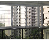 Slim Window Grilles at Jurong West Street 62