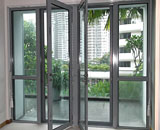Soundproof Glass Door at Waterfall Gardens