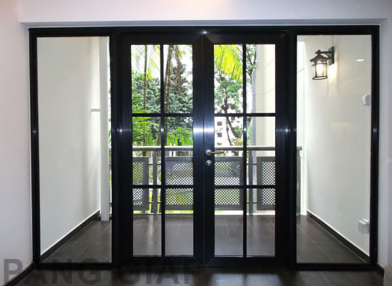 & SINGPOST~ QUEST FOR AMUSEMENT: French Doors For HDB