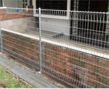 BRC Fencing at Backyard at Tai Hwan Crescent