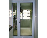 Soundproof Glass Door at Bishan Street 22
