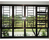 Aluminium Window Grilles at Yishun St.31