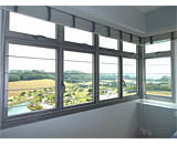 Slim Window Grilles at Sumang Link