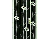 Wrought Iron Floral Gate