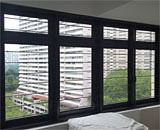 Slim Grilles at Pandan Valley