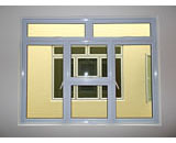 Top Hung & Casement Windows at Jalan Gaharu