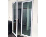 Glass Swing Doors at Mariam Way