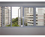 Slim Window Grilles at Marine Terrace
