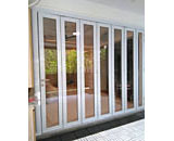 Folding Glass Doors
