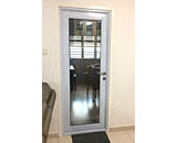 Soundproof Double Glazed Swing Door