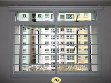 Aluminium Aluminum Window Grilles Amp Aluminium Grille Doors