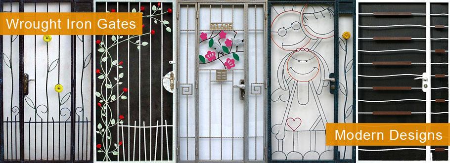Prime Wrought Iron Gates Aluminium Grilles Glass Windows Doors Etc Largest Home Design Picture Inspirations Pitcheantrous