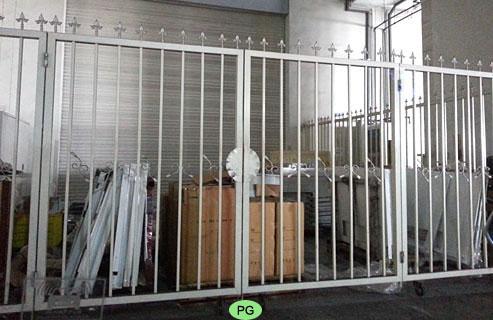 Wrought Iron Fences & Railings