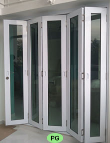 Sliding, Folding & Swinging Glass Doors