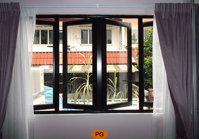Sound Proof Acoustic Double Glazed Windows And Doors