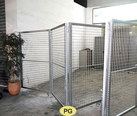 Wire Mesh Fences Amp Custom Made Works