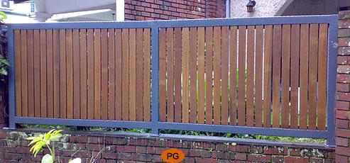 Wood Fences Amp Driveway Gates